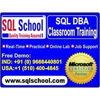 SQL DBA Practical Live Classroom Training