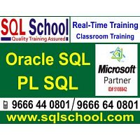 Oracle SQL Real Time Video Training @ SQL School