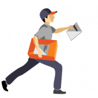 Get Same Day Courier Delivery Facility