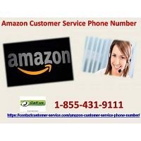 1-855-431-9111 Amazon Customer Service Phone number – Avail the benefits of our free Amazon support
