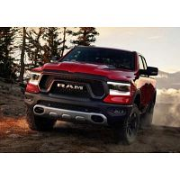 All New RAM-1500 Pickup truck