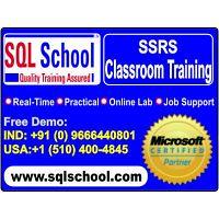 SSRS Live Classroom Training @ SQL School