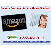 Pay for your order with the help of our 1-855-431-9111 Amazon Customer Service Phone Number