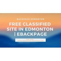 Free Classified Sites in Edmonton | Ebackpage