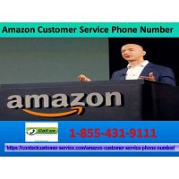 Does Amazon Customer Service Phone Number 1-855-431-9111 work 24/7?