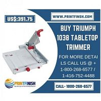 Buy Triumph 1038 Tabletop Trimmer at Best price