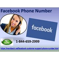 We offer a Facebook Phone Number 1-844-659-2999 which is toll-free