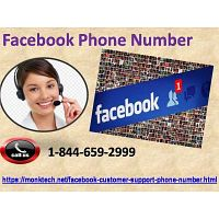 Get facebook help via our Facebook Phone Number (1-844-659-2999)