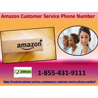 Is Amazon Customer Service Phone Number 1-855-431-9111 working 24/7?