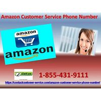 Where can I get Amazon Customer Service Phone Number 1-855-431-9111?