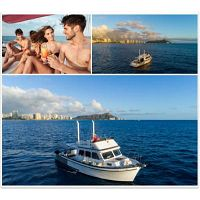 Private boat cruises Oahu