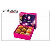 Design Your Unique Macaron Packaging boxes with Printcosmo Packaging