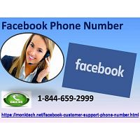 Facebook Phone Number 1-844-659-2999 can connect Facebook users with the professionals
