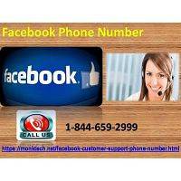 We have Facebook Phone Number which is toll-free (1-844-659-2999)