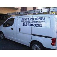 DESTUPICIONES DE INODOROS, BAÑOS, FREGADEROS EN DADE Y BROWARD 305 300 3283