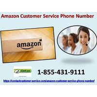 Join Amazon Customer Service phone number to solve the issue with the order 1-855-431-9111