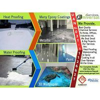 Heat Proofing Waterproofing and Many Kinds of Epoxy Coatings