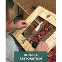 Antique Oriental Rugs Repair in Dallas, Texas