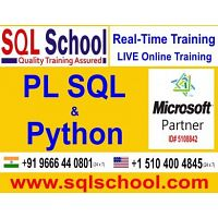 Python Online Training @ SQL School