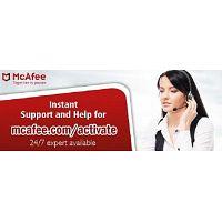 enter mcafee activation code