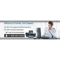 Lexmark Printer Service Number USA+1-888-883-9839