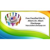 St. Albert Ebackpage | Free Classified Site St. Albert