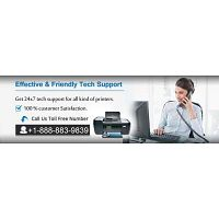 Printer Driver Install Technical Support Number USA+1-888-883-9839