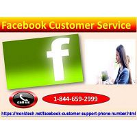 Round the clock Facebook Customer Service 1-844-659-2999