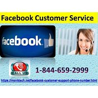 Join us to get genuine and quick Facebook Customer Service 1-844-659-2999