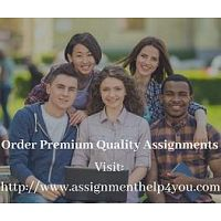 Hire a professional online tutor for assignment help at Assignmenthelp4you!