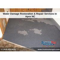 Emergency Water Restoration & Repair Services in Apex NC