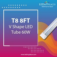 Use 8ft LED Integrated Tubes And Save Upto 80% On Your Energy-Bills