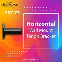 Buy Horizontal Wall Mount Tenon Bracket At Best Price