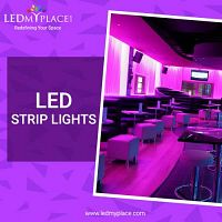 Decorate The Places By Creating Powerful Ambience With The Help of LED Light Strip