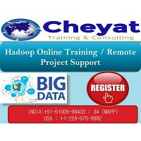 The Best hadoop online training – cheyat tech