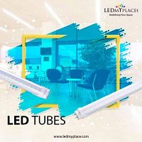 Switch to LED Tubes to Feel the Difference in the Lighting Quality