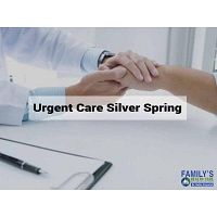 Walk in Clinic Silver Spring | Family's Urgent Care