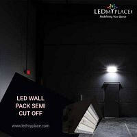 Make The Factories Safer From Outside as Well By Installing LED Semi Cut Wall Packs