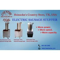 Buy Electric Sausage Stuffer from Texastastes.com