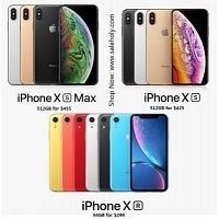 Drop shipping Apple IPhone XS Max – Factory Unlocked – $399 by FEDEX In China to Worldwide