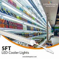 Use 5ft LED Cooler Tube and Save On Your Energy-Bills