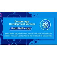 Custom React Native App Development  in USA