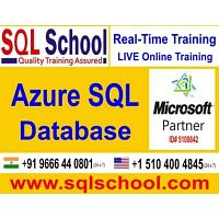 AZURE SQL Real Time Online Training