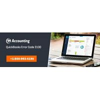 How To Resolve QuickBooks Error 3100?