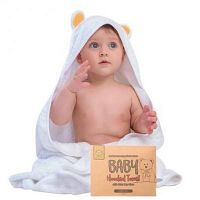 The alternative to ordinary bath towels for babies