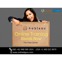 Tableau Training | Tableau Certification Course | OnlineITGuru