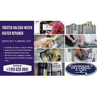 Trusted Raleigh Water Heater Repairer