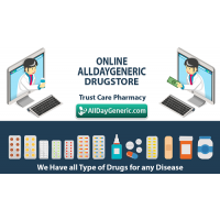 Home Delivery Pharmacy | Alldaygeneric