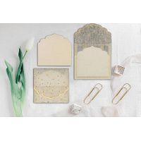 Exquisite Elegant Wedding Invitation Cards